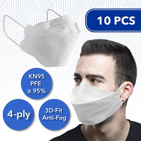 are kn95 masks the same as n95 masks?